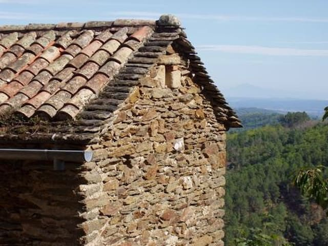 Amazing View Cevennes National Park - Peyremale - Hus