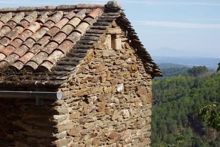 Amazing View Cevennes National Park - Peyremale - Rumah