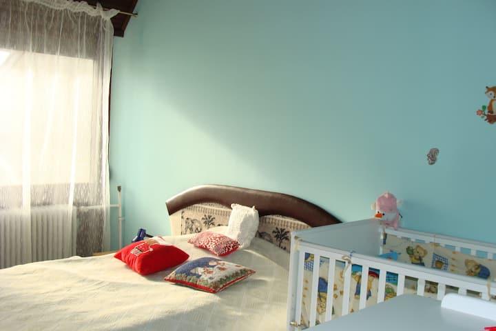 Уютное жилье на окраине города Дьера, Венгрия !!!