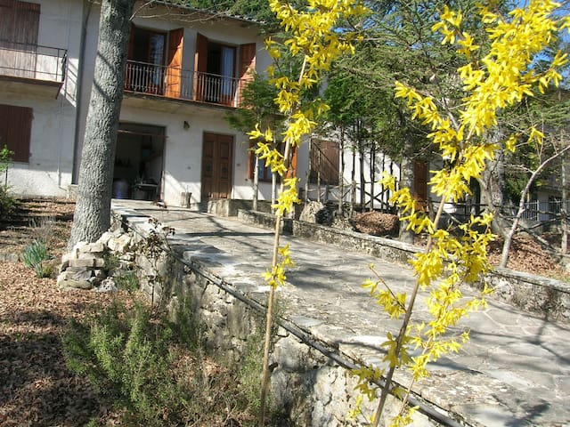 Sweet Home La Verna - Chiusi della Verna - Řadový dům