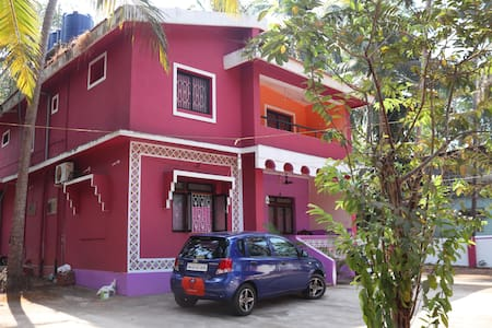 3 BR Holiday Home in Siolim, North Goa