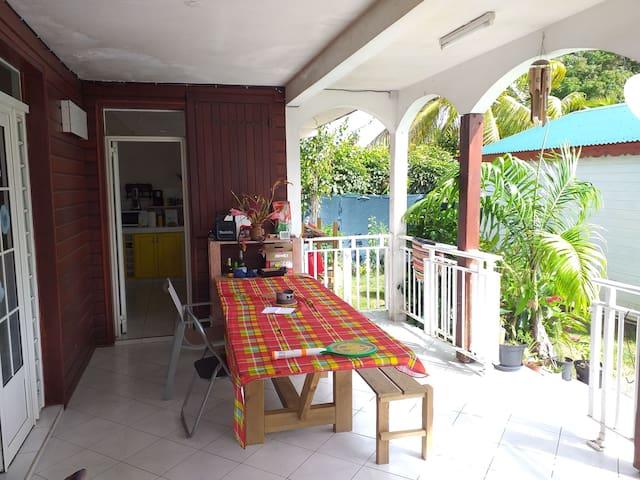 Maison individuel à la campagne proche des plages