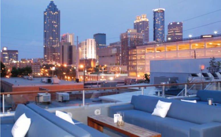 Atlanta Hotspot - Belt Line Extravaganza