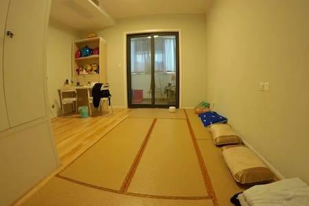 温馨双人间,中央空调 - Haus