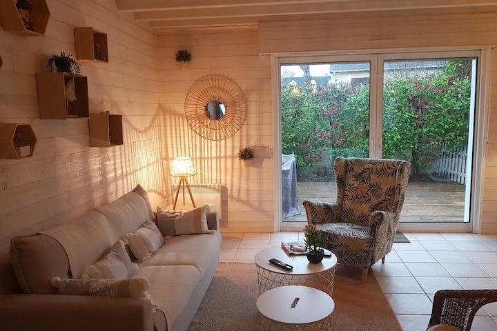 Dinard : maison de vacances Côte d'Emeraude