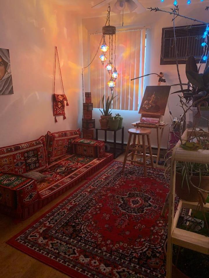 Bohemian space