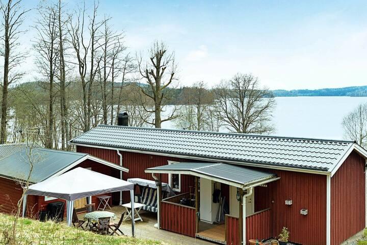 7 person holiday home in ALLINGSÅS, SVERIGE