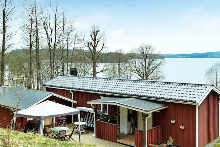 7 person holiday home in ALLINGSÅS, SVERIGE