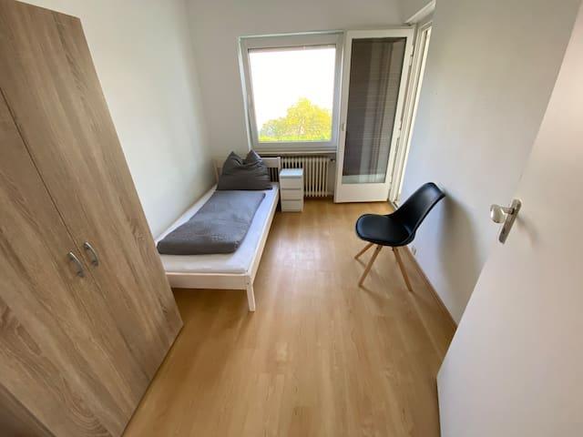 The City Room - 1 Bett Apartment
