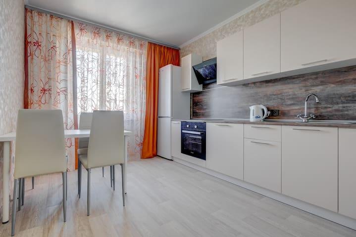 Квартира на проспекте Победы (ТЦ Мега)