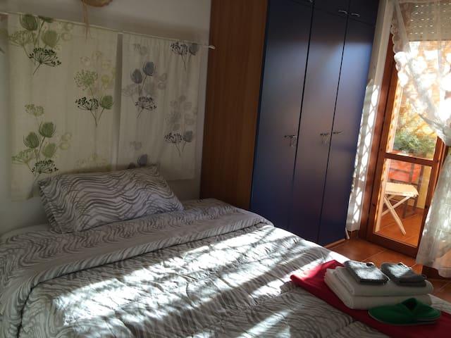 Graziosa camera tra mare e Cagliari