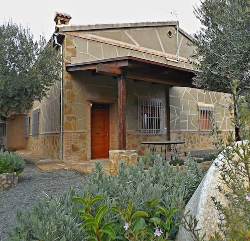 Vivienda Rural Casa Mentesa - La Guardia de Jaén - Chatka w górach