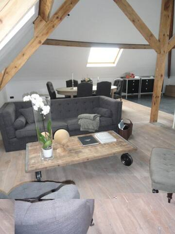 appartement de charme  1 chambre - Waterloo - Wohnung