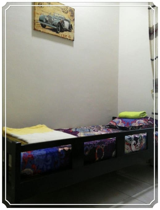 room with aircond