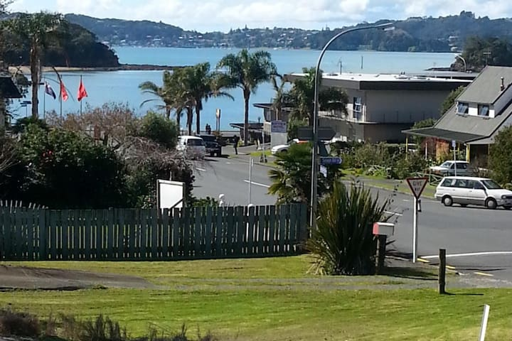 Bayview Lodge - Sea View - Paihia - Daire