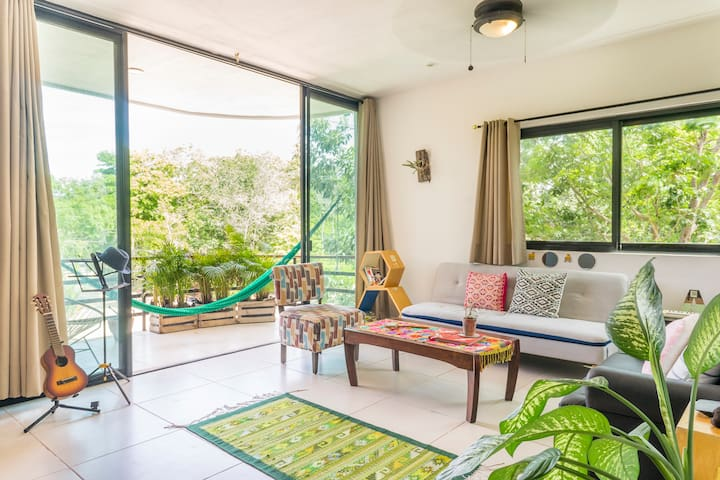 LOVELY APARTMENT / Tulum, Aldea Zama