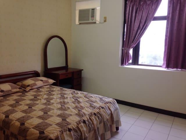旅途休憩地 (welcome long stay room) - Taibao City - Gjestehus
