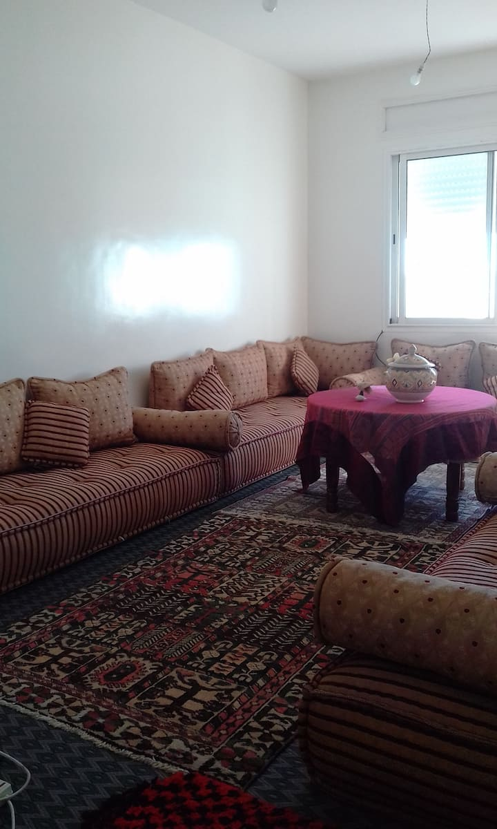 Appartement proche de la plage de SOUIRIA