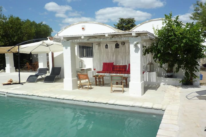 Vintage Villa in Ostuni Italy with Swimming Pool
