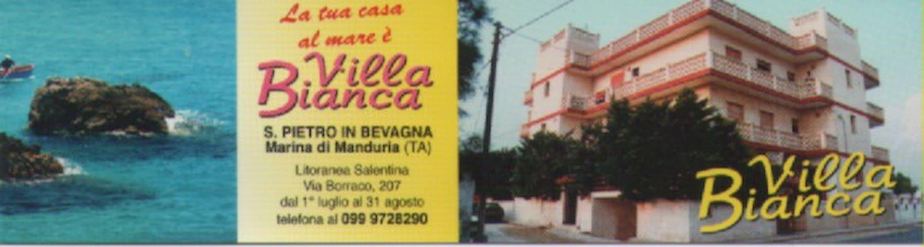 Villa Bianca - San Pietro In Bevagna - Appartement