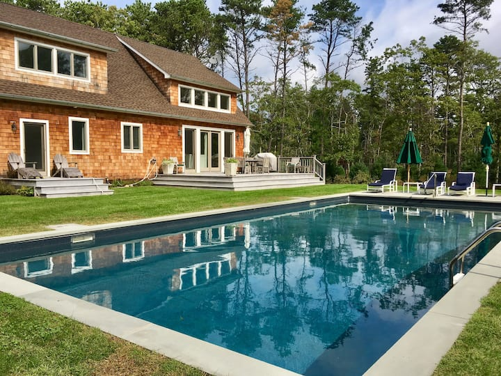Beautiful, Relaxing Home!-Sag Harbor/East Hampton