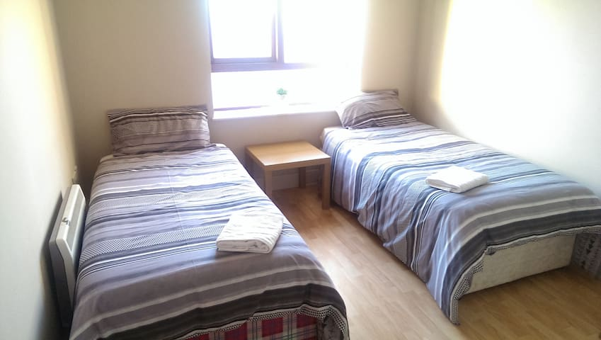 Ensuite Cosy Twin Room - Dublin