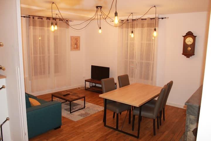 Appartement duplex centre historique d'Angers