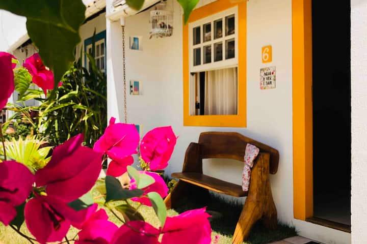 Loft 6 - ideal para dias românticos em Pirenópolis