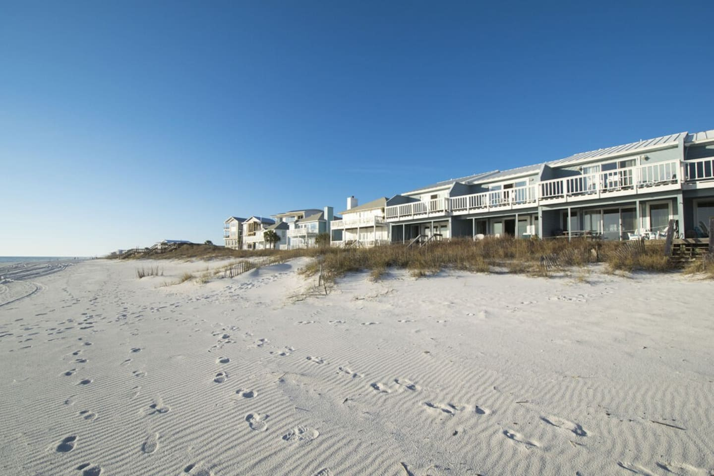 On the Beach ~ Inlet Beach ~ Beachside View ~ Paradise Properties