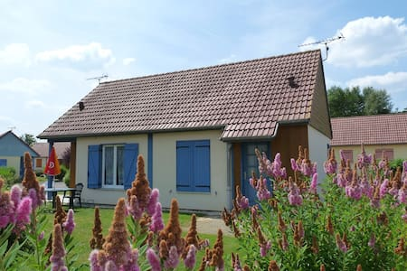 Maison au bord du Lac du DER - Giffaumont-Champaubert