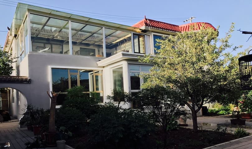 塔尔寺景区别墅/House nearby the Taer Temple /西宁 Xi ning