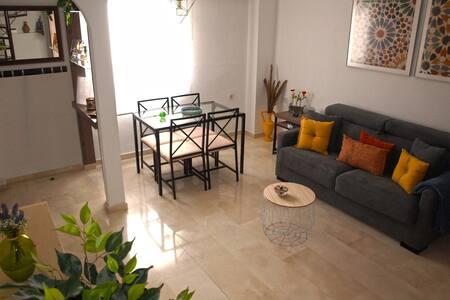 *Lovely DUPLEX en el centro de Granada