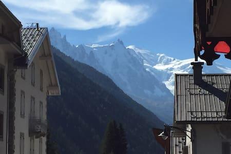 Appartement cosy 3/4 personnes idéalement situé ! - 夏蒙尼(Chamonix-Mont-Blanc) - 公寓