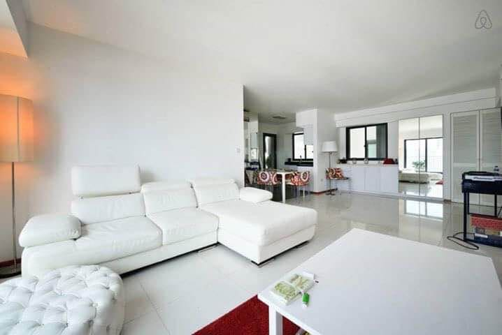 Perfect place for longer stays in the center of SG