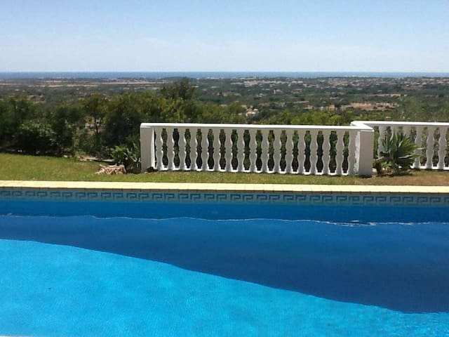 Casa dos Ciprestes Stunning View - Boliqueime - Villa