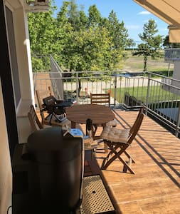 Catfish Sunshine Apartment - Zamárdi - Apartment