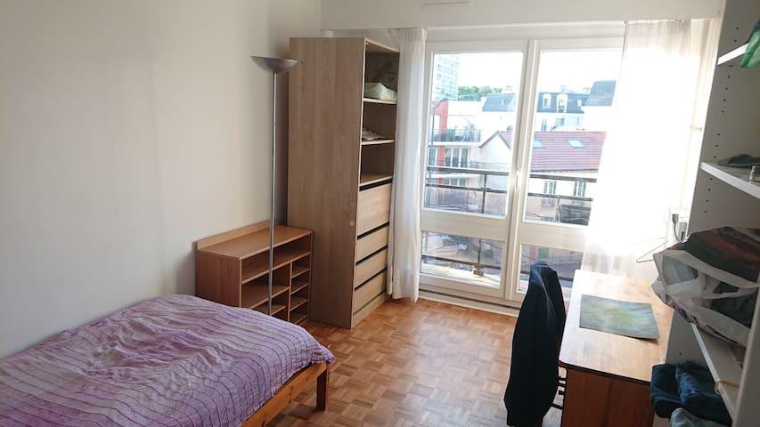 Chambre avec Balcon privé
