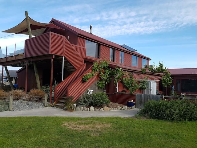 2 bedroom Apartment@Boutique Barn House Farm Stay - Timaru - Outros