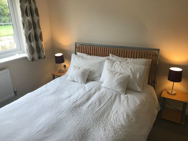 5* ensuite  room close to the Harwell Campus.
