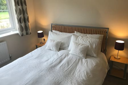5* ensuite  king room close to the Harwell Campus.
