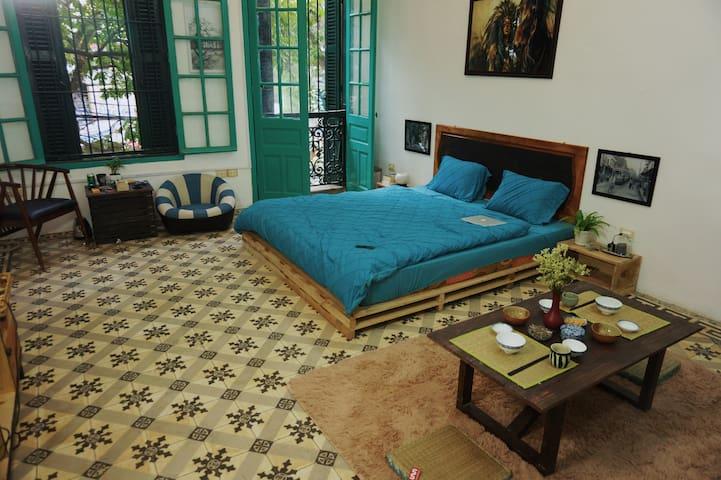 Brika House/ double room - Hanoi - Talo