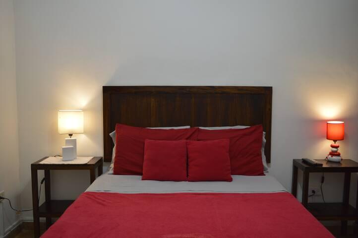 Pata de Macho, habitación deluxe en Boquete Lodge