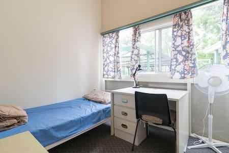 La Trobe Home - New and Clean Individual Room - Heidelberg West