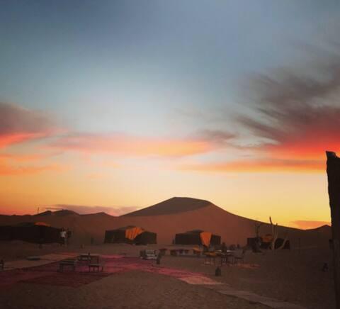 Tente Glamping Berber Twin