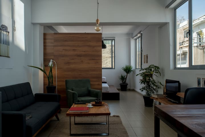 Loft in the center of Athens
