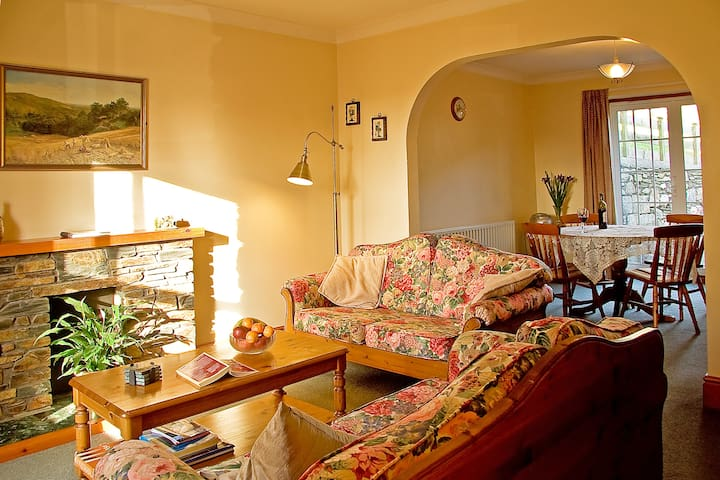 Perfect cottage for a romantic break or honeymoon
