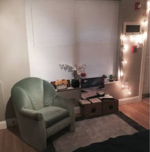 Gorgeous Studio in North Buffalo - Buffalo - Lägenhet