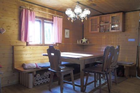 Urige kleine Berghütte - Gerlitzen - Hytte