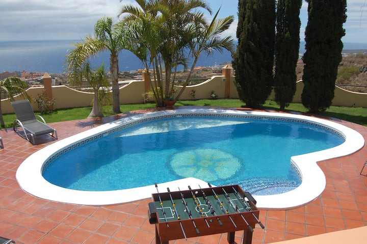 Villa Jade.Luxury villa in Canary Islands´paradise