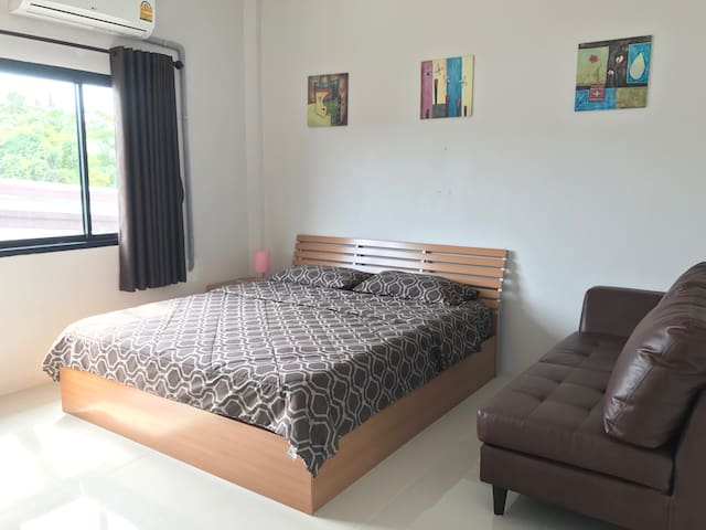 Manimai hostel:Private room 3 floor